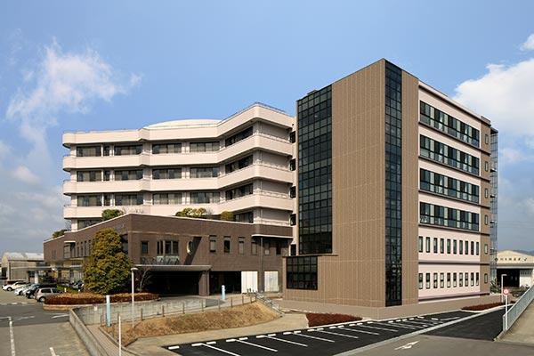 きたじま田岡病院の画像