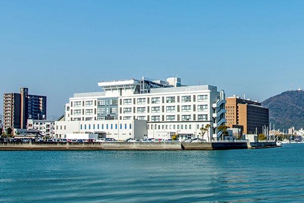 田岡病院の画像